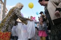 Праздник для переселенцев из Украины, Фото: 51