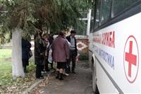 Выездная поликлиника в поселке Мещерино Плавского района, Фото: 2