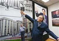 Выставка лица Жириновского, Фото: 2