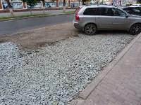 дороги делают толко из гранитного щебня , который в десятки раз прочнее известкового и уж тем более шлака как у нас.., Фото: 57