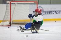 """Детская следж-хоккейная команда """"Тропик"""", Фото: 43"""
