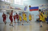 БК «Тула» дважды уступил баскетболистам Ярославля, Фото: 20