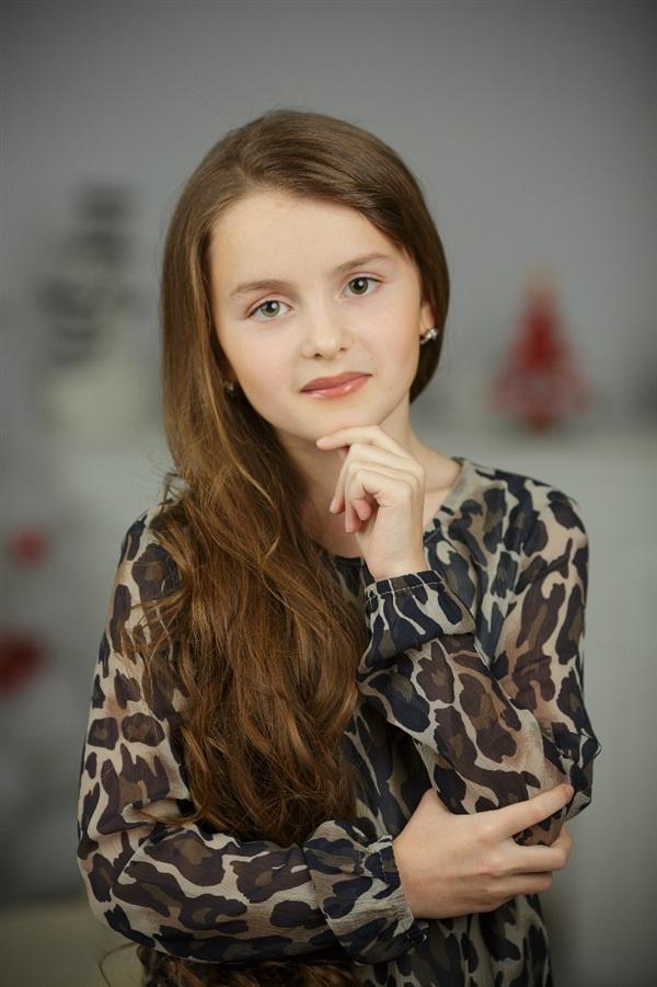 Бакаева Стефания 9 лет