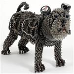 Скульптуры собак из велосипедных цепей, Фото: 6