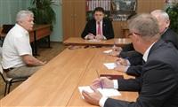 Владимир Груздев сделал тульских чиновников ближе к народу, Фото: 2