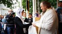 Крещение жителей Новомосковска, Фото: 53