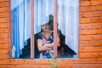 В Плеханово убирают незаконные строения, Фото: 24