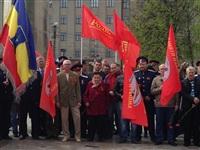 Митинг в поддержку юго-восточной Украины. 4.05.2014, Фото: 11