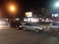 Аварии на перекрестке Красноармейского проспекта и ул. Фрунзе вечером 25 ноября, Фото: 4