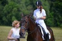 В Ясной поляне стартовал турнир по конному спорту, Фото: 80