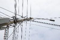 Тула запуталась в проводах, Фото: 3