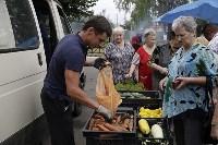 Алексей Дюмин посетил региональную фермерскую ярмарку, Фото: 2
