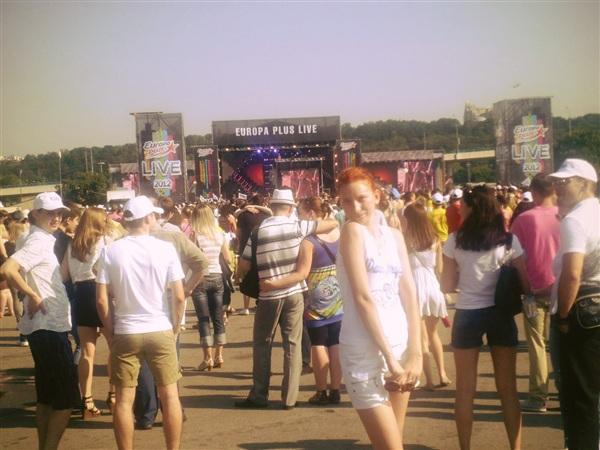 Evropa Plus Live меня сманило:)))))
