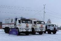 Из-за морозов в Тульской области развернуты мобильные пункты обогрева, Фото: 4