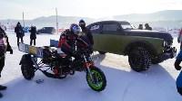 Мотороллер «Алексей Геннадьевич» из Тулы установил рекорд скорости на «Байкальской миле», Фото: 37