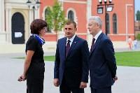Мэр Москвы Сергей Собянин посетил Тульский кремль, Фото: 17