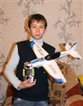 Один из участников соревнований по авиамоделизму в Нальчике, Фото: 7