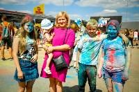 В Туле прошел фестиваль красок и летнего настроения, Фото: 109