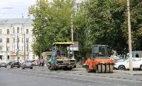 Ремонт улицы Оборонной в Туле, Фото: 4