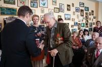 Вручение орденов школьным музеям и вручение наград ветеранам в Иншинке. 24.02.2015, Фото: 82