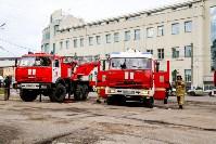 Учения МЧС в Тульском кремле, Фото: 2