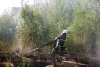 Пожар в гаражном кооперативе №17, Фото: 14
