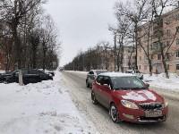 Туляки жалуются на нечищеные дороги, Фото: 17