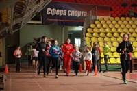 Соревнования по легкой атлетике. 9 января 2014, Фото: 11