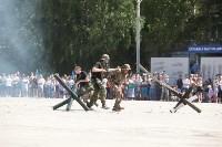 Тульские десантники отметили День ВДВ, Фото: 100