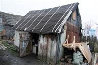 Из-за пожара тульская семья живет в сарае , Фото: 18