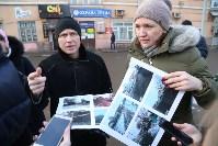 Евгений Авилов провел обход улиц Союзная и Благовещенская, Фото: 3