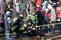 В Туле спасатели провели акцию «Дети без опасности», Фото: 21