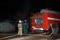 В поселке Октябрьский сгорел дом., Фото: 3