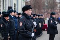Митинг сотрудников ОВД в Тульском кремле, Фото: 9