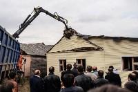 Снос дома в поселке Плеханово, Фото: 58