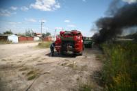 Пожар в гаражном кооперативе №17, Фото: 20