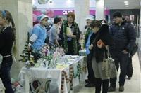 Тульские школьники приняли участие в Новогодней ярмарке рукоделия, Фото: 4