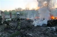 В Туле сборщики металла травят город дымом, Фото: 6
