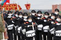 В Туле прошла первая репетиция парада Победы: фоторепортаж, Фото: 16
