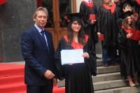Вручение дипломов магистрам ТулГУ, Фото: 160