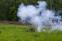 В Туле спецподразделения ОМОН и СОБР провели учения, Фото: 43