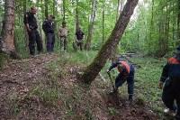 В лесу под Тулой поисковики нашли тайник с гранатами, Фото: 26