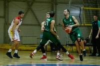 Тульские баскетболисты «Арсенала» обыграли черкесский «Эльбрус», Фото: 18