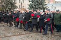 Церемония возложения цветов на площади Победы, 23.02.2016, Фото: 12