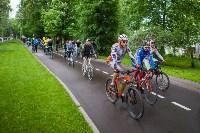 В Туле прошел большой велопарад, Фото: 70