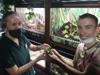 Укротитель хищных растений Сергей Куницын, Фото: 8