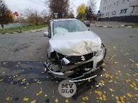 В ДТП на ул. Тургеневской в Туле пострадал один человек, Фото: 3