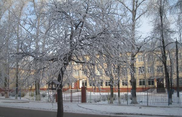 ул. Баженова, Школа №60.