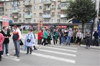 Митинг предпринимателей на ул. Октябрьская, Фото: 12