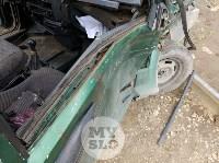 Серьезное ДТП на Зеленстрое: водитель «девятки» от удара вылетел из машины, Фото: 10